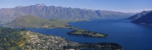 Island, Queenstown, South Island, New Zealand