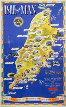 Isle of Man, BR (LMR), c.1955