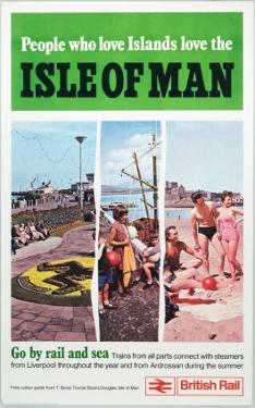 Isle of Man, British Rail