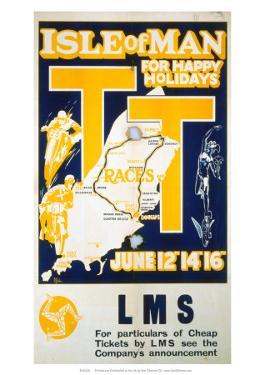Isle of Man, LMS, c.1923-1947