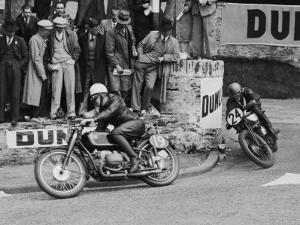 Isle of Man TT Race