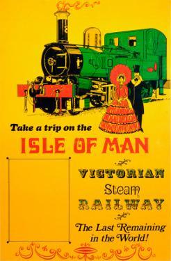 Isle of Man Victorian Steam Railway, c.1980s
