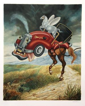Half Horsepower by Israel Rubinstein