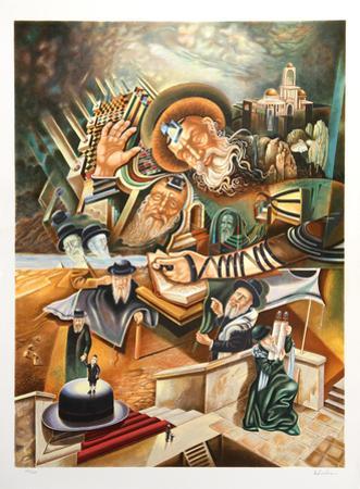 Tradition by Israel Rubinstein