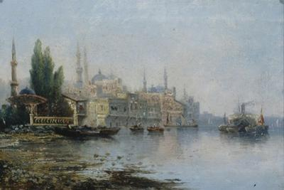 Istanbul as Seen from the Bosphorus, Second Half of the 19th C