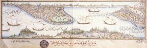 Istanbul in Ottoman Miniature, Turkey, 17th Century
