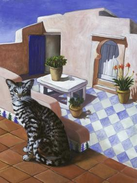 Cat of Morocco (Chat Du Maroc) by Isy Ochoa