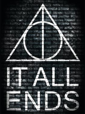 It All Ends Final Episode Movie Poster