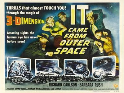 It Came from Outer Space, 1953