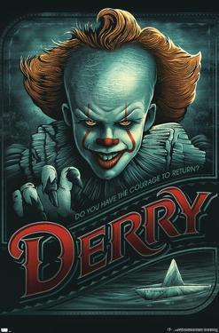 IT - Pennywise Derry