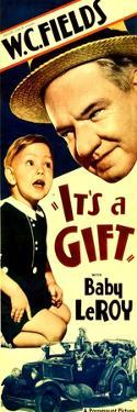 IT'S A GIFT, from left Baby LeRoy, W.C. Fields, 1934.