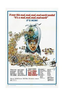 It's a Mad Mad Mad Mad World, 1963