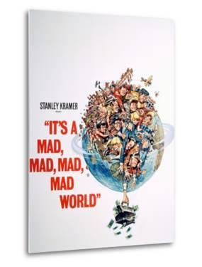 It's a Mad Mad Mad Mad World