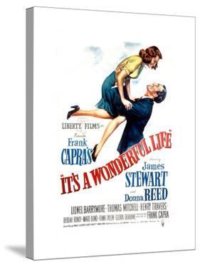 It's a Wonderful Life, Donna Reed, James Stewart, 1946