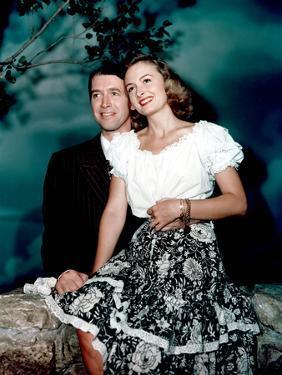 It's a Wonderful Life, James Stewart, Donna Reed, 1946