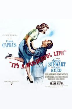 It's a Wonderful Life - Movie Poster Reproduction