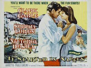 It Started In Naples, 1960