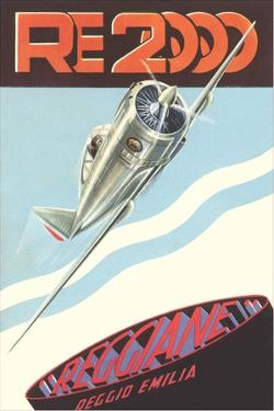 Italian Airshow Poster