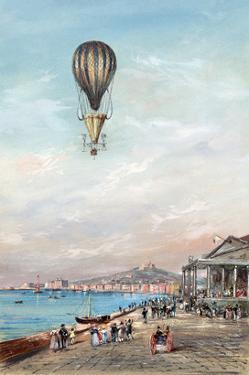 Italian Ballon Ascension