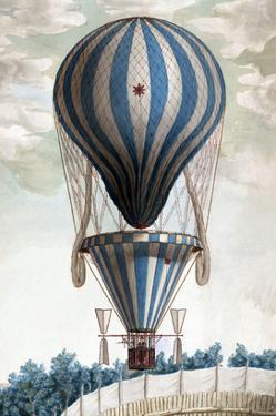 Italian Balloon Ascension