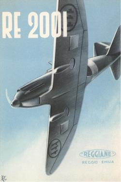 Italian Fighter Plane