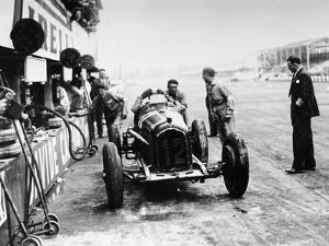 Italian Grand Prix, Monza, 1933