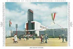 Italian Pavilion, Chicago World Fair