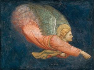 Angel by Italian School