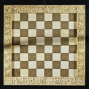 Chessboard by Italian School