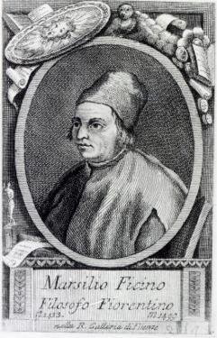 Marsilio Ficino by Italian School