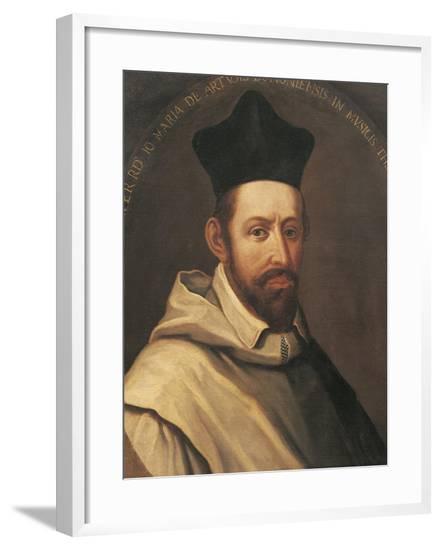 Italy, Bologna, Portrait of Giovanni Maria Artusi--Framed Giclee Print