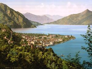 Italy, Lake Como, Menaggio, Early 1900s