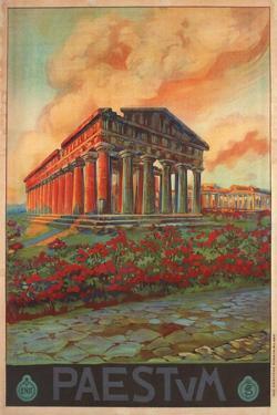 Italy Paestum