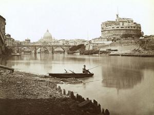 Italy Rome Castel