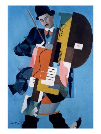 The Musician, 1921
