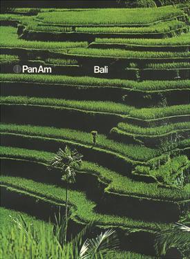 Bali - Pan American World Airways by Ivan Chermayeff