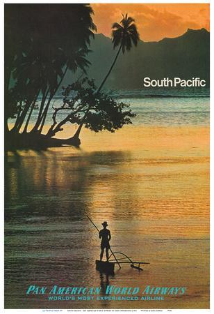 South Pacific - Pan American World Airways