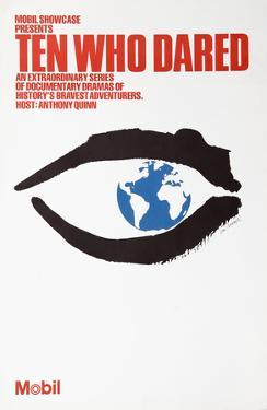 Ten Who Dared by Ivan Chermayeff