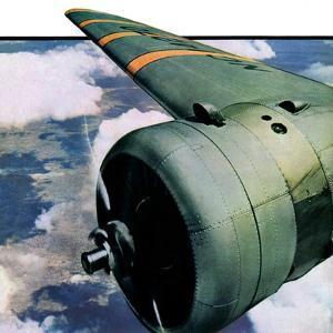 """Propeller,""August 7, 1937 by Ivan Dmitri"