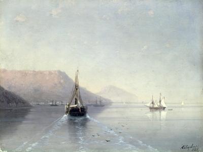 Calm, 1885 by Ivan Konstantinovich Aivazovsky