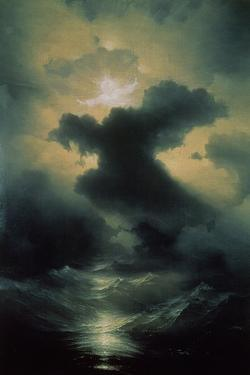 Chaos (The Creation), 1841 by Ivan Konstantinovich Aivazovsky