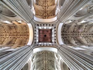 Cathedral Church of the Holy and Undivided Trinity, Norwich, Norfolk, East England, UK by Ivan Vdovin