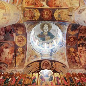 Cathedral of Holy Trinity (1658), Makaryev Monastery, Makaryevo, Nizhny Novgorod Region, Russia by Ivan Vdovin