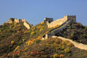Great Wall of China, Gubeikou, Miyun, Nr. Beijing, China by Ivan Vdovin
