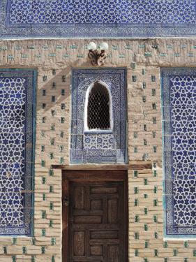 Harem in Khan's Palace, Khiva, Uzbekistan by Ivan Vdovin