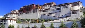 Potala Palace, Lhasa, Tibet, China by Ivan Vdovin