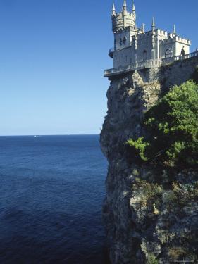 Swallows Nest, Yalta, Crimea, Ukraine by Ivan Vdovin