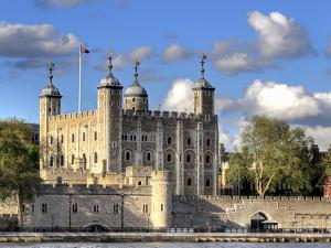 The Tower of London, London,England, UK by Ivan Vdovin