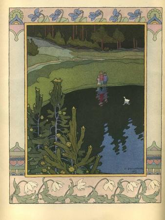 Illustration to the Fairytale the White Duck, 1902