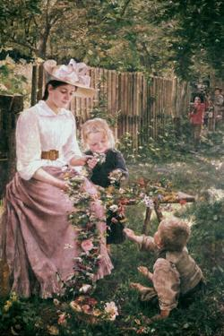 Summer, C1889-1890 by Ivana Kobilca